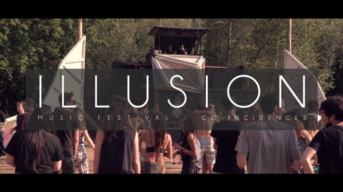 Illusion – Music Festival | Co-Incidences