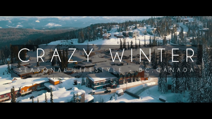 Crazy Winter – Seasonal Lifestyle, Canada